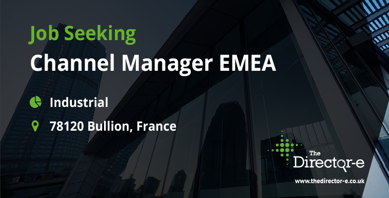 channel manager emea cv