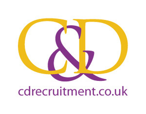 C&D Recruitment logo